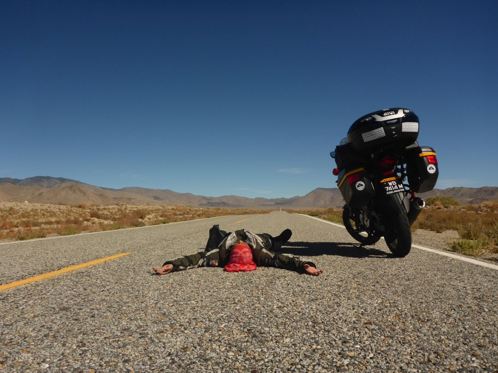 USA: BISHOP - DEATH VALLEY - Givi Explorer