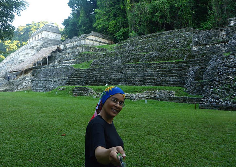 MEXICO CONTINENTAL - Givi Explorer - Anita Yusof