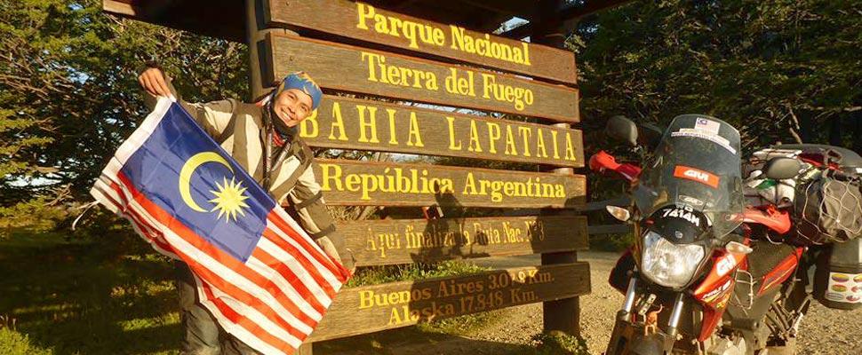 ARGENTINA - Givi Explorer