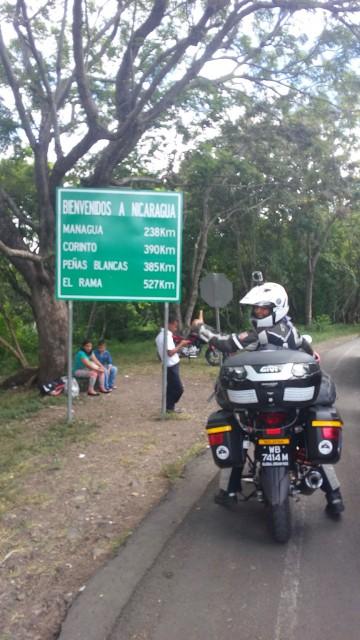 NICARAGUA - Givi Explorer