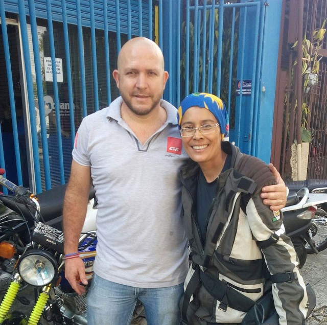 Costa Rica - Givi Explorer - Anita Yusof - Global Dream Ride