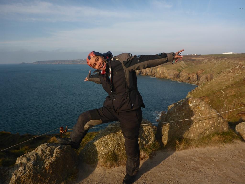 Anita Yusof in the United Kingdom - GIVI Explorer