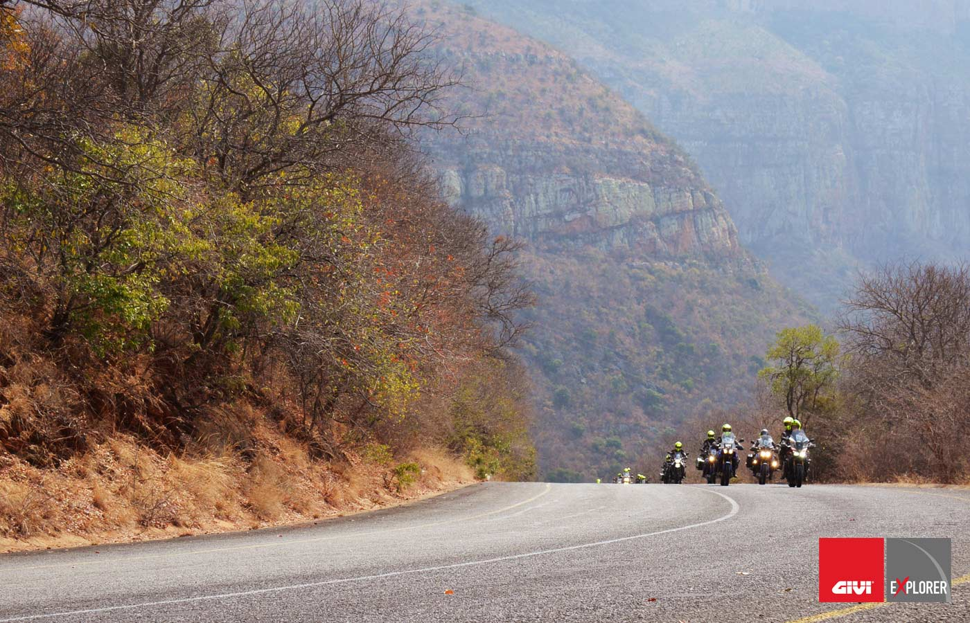 WILDERNESS ADVENTURE SOUTH AFRICA - Givi Explorer