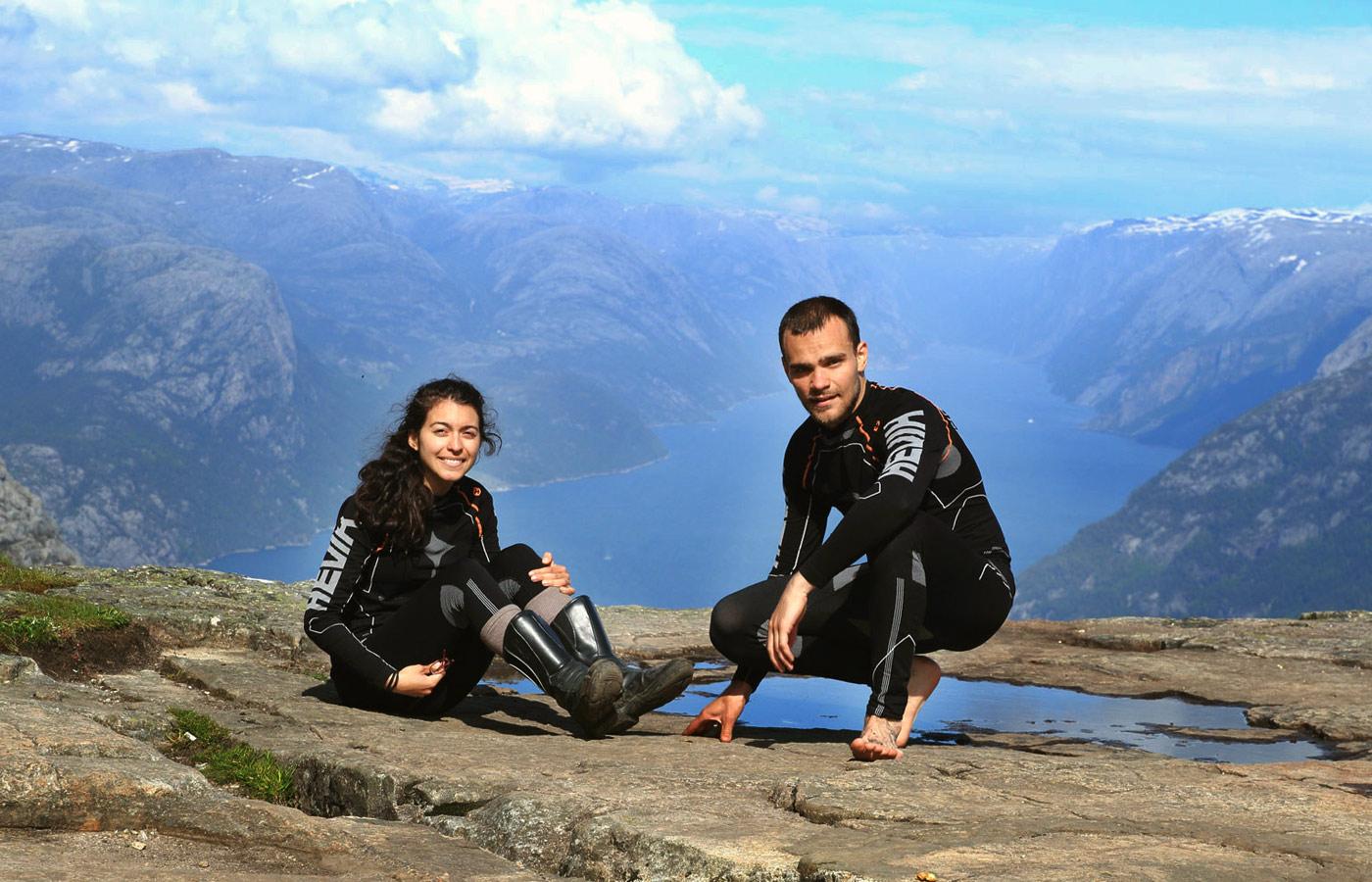 Nordkapp - Givi Explorer