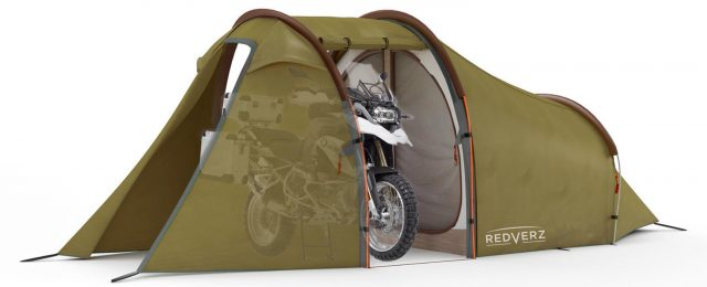 The Expedition tents for motorcyclists offered by the giant from Denver (Colorado) REDVERZ are the u201cUltimateu201d solution. According to the manufacturer ...  sc 1 st  GIVI Explorer & Motorcycle tents for your Travel | GIVI Explorer
