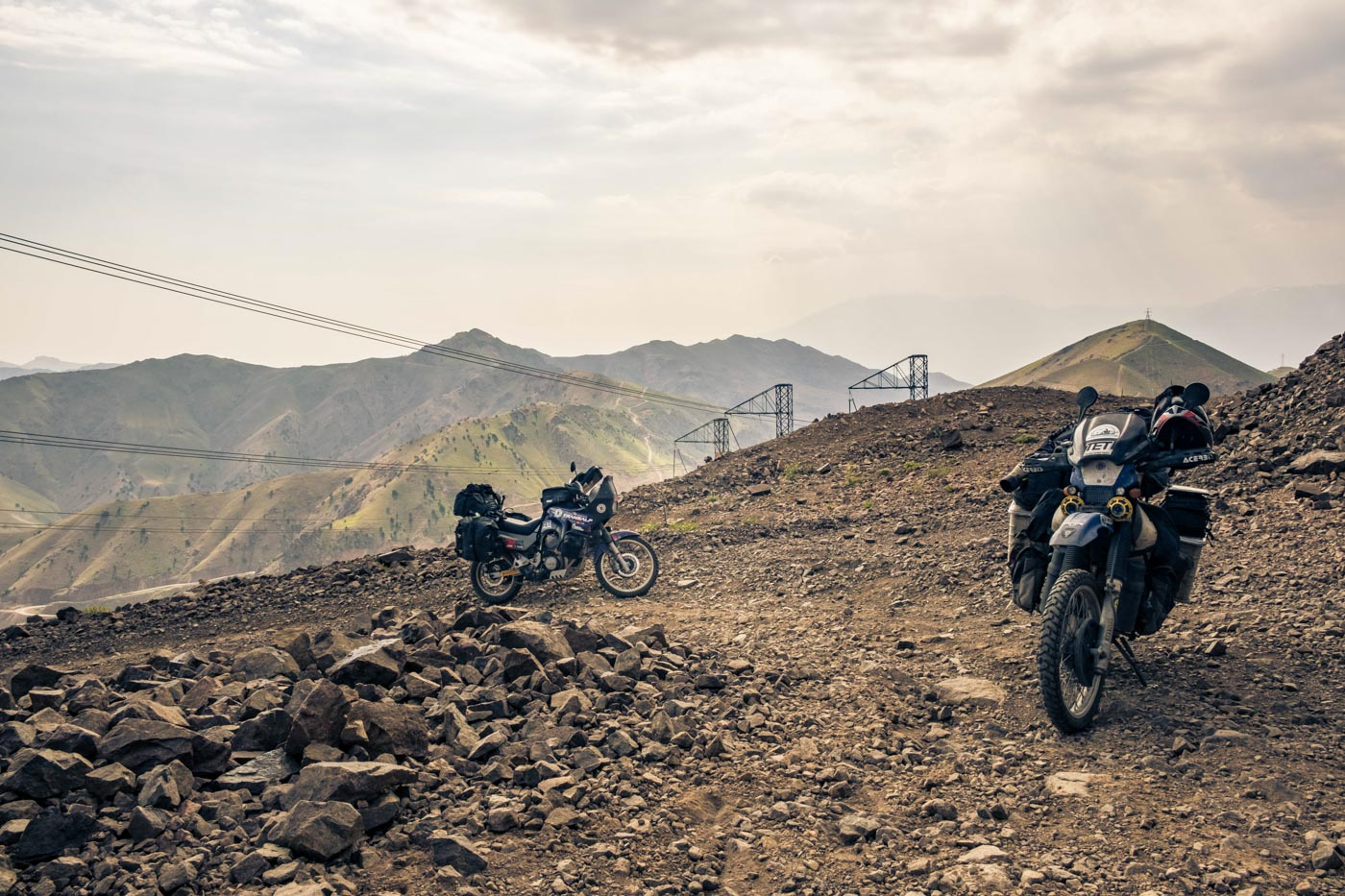GIVI S300 SAFETY KIT IDEAL FOR MOTORCYCLING ABROAD