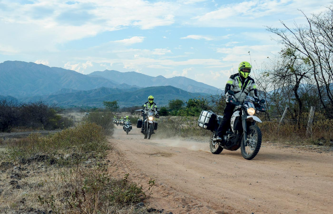 ANDES TOUR COLOMBIA - Givi Explore