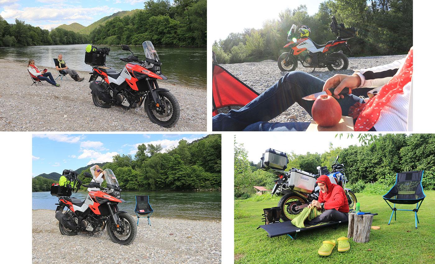 2 pezzi Rete per carico per moto scooter ATV rete elastica Ted elastica per carichi pesanti