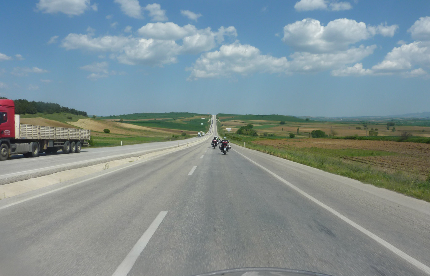 FROM GREECE TO TURKEY - Givi Explorer