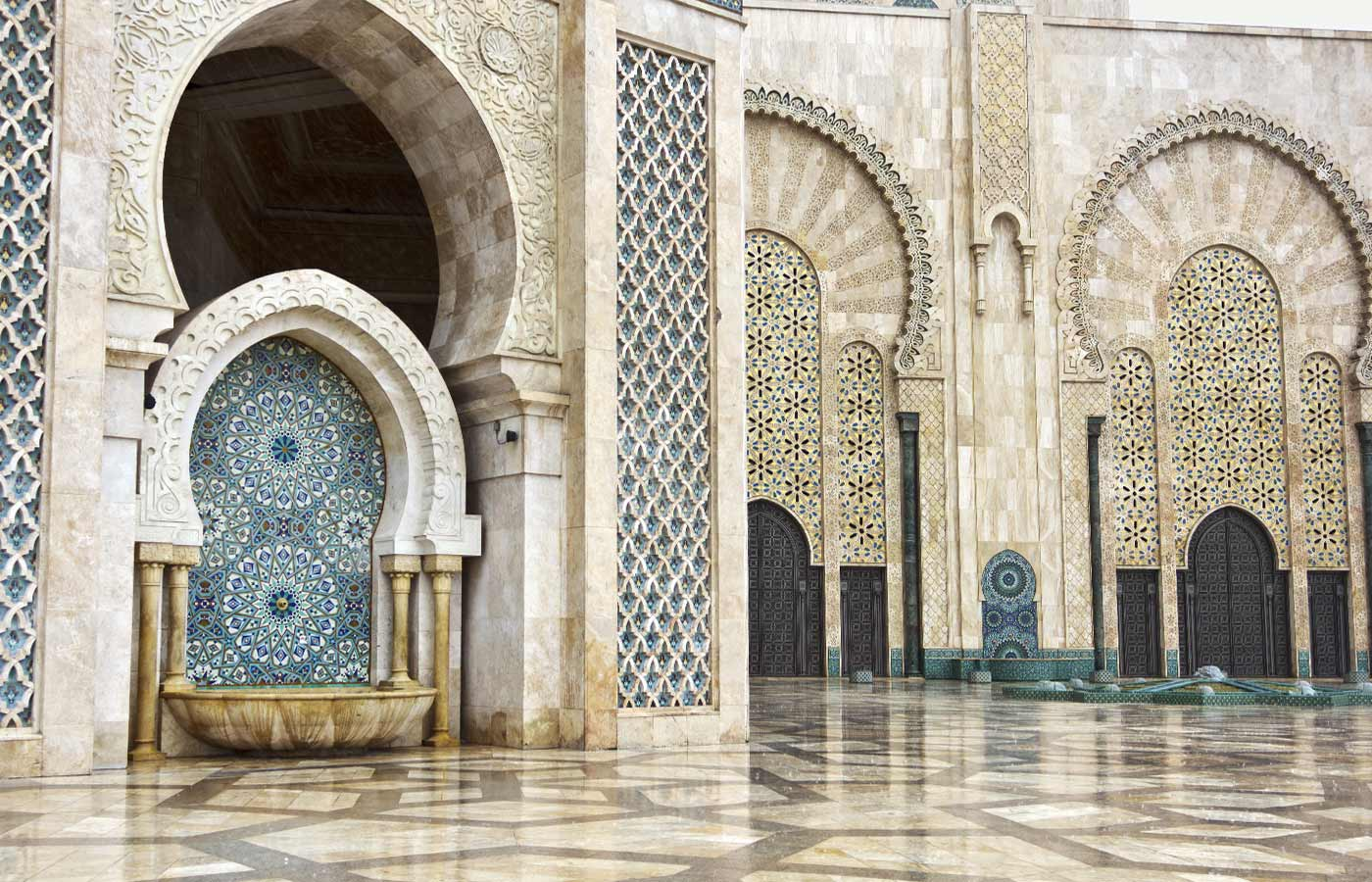 Marocco - Givi Explorer