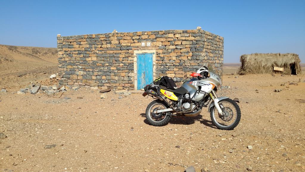 Mauritania - Givi Explorer