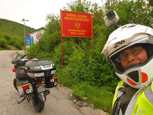 GIVI Explorer - Montenegro-Albania