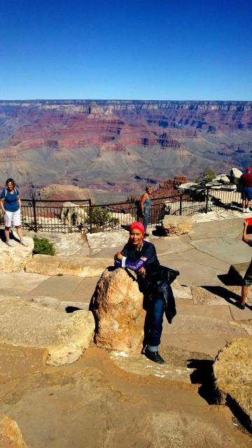 USA: ZION - GRAND CANYON - Givi Explorer