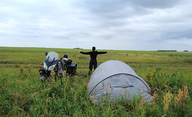 PISEL & JACKIE IN RUSSIA - Givi Explorer