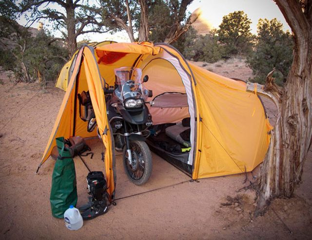 With a lower price to the previous two Redverz options without losing sufficient space to accommodate you a partner and the bike this legendary tent is ... & Motorcycle tents for your Travel | GIVI Explorer