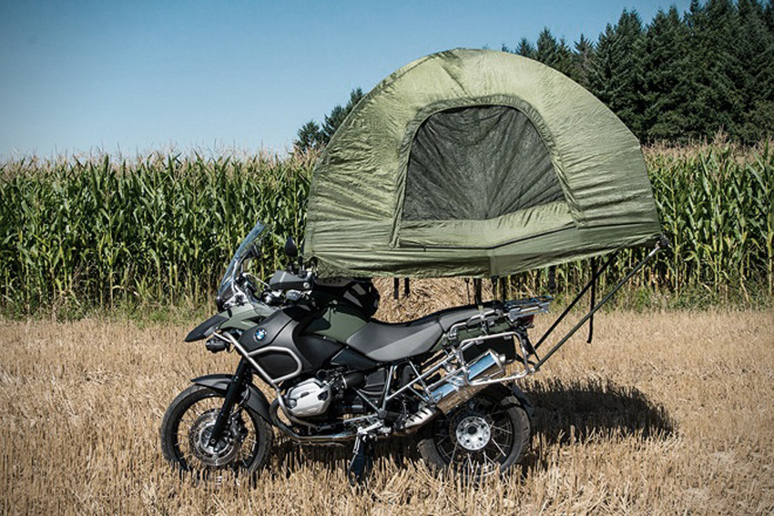Motorcycle Tents For Your Travel Givi Explorer