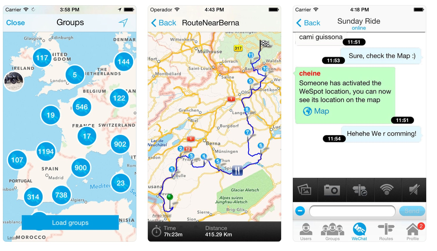 Smartphone apps for touring riders | GIVI Explorer