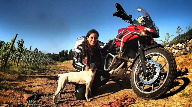 A GUIDE FOR WOMEN LONG-DISTANCE BIKERS - Givi Explorer