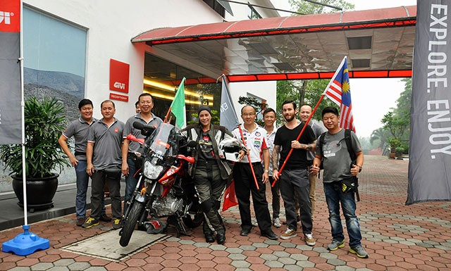 ANITA YUSOF: FROM CANADA TO MALAYSIA - Givi Explorer