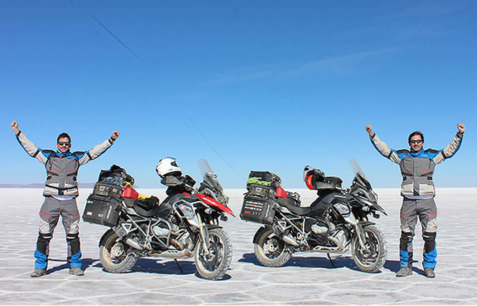 EXPEDITION ALASKA - Givi Explorer
