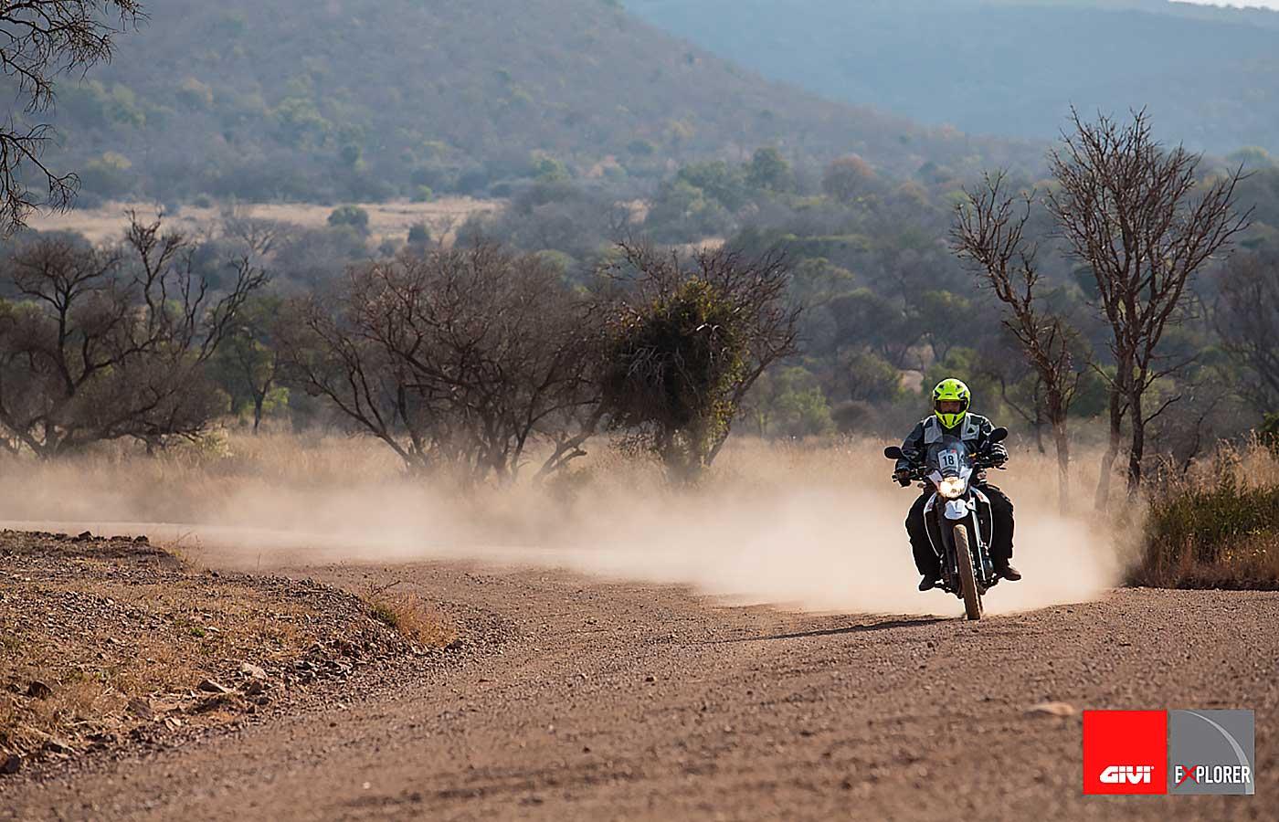 WILDERNESS ADVENTURE SOUTH AFRICA - Givi Explorer